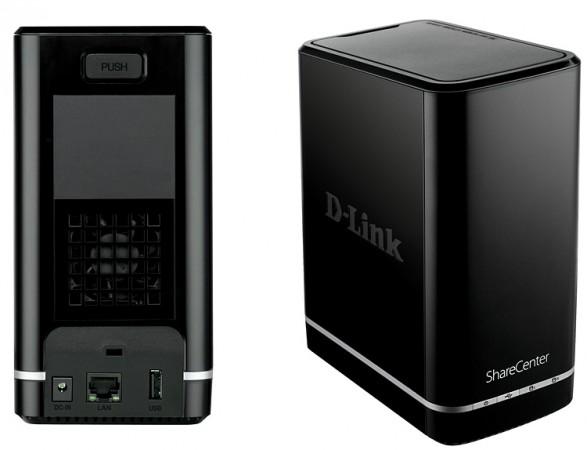 D-Link DNS-320L Cloud NAS