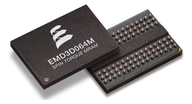 Everspin ST-MRAM