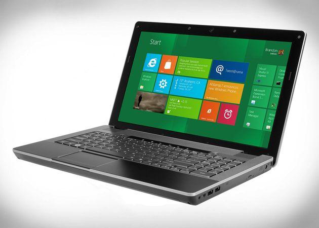 Windows 8 Sales