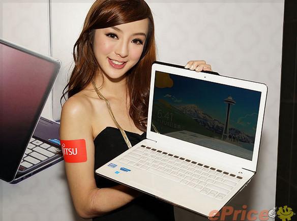 Fujitsu LifeBook CH702