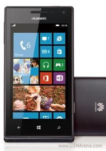 Huawei Ascend W1 smartphone