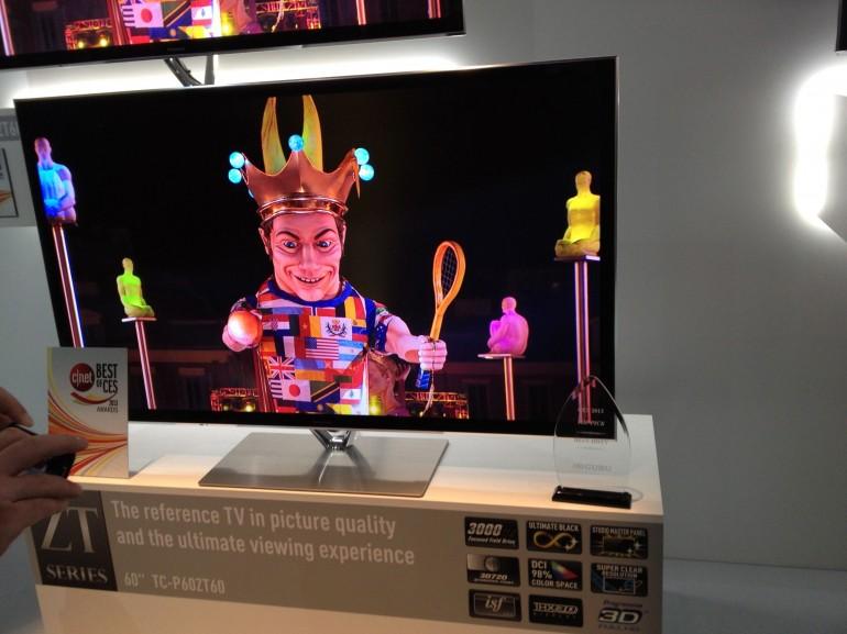 Panasonic ZT60 Plasma TV