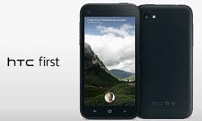 HTC First Phone