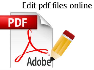 How to Edit Adobe Acrobat PDF Files for Free