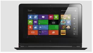 Lenovo ThinkPad Helix: a rugged tablet